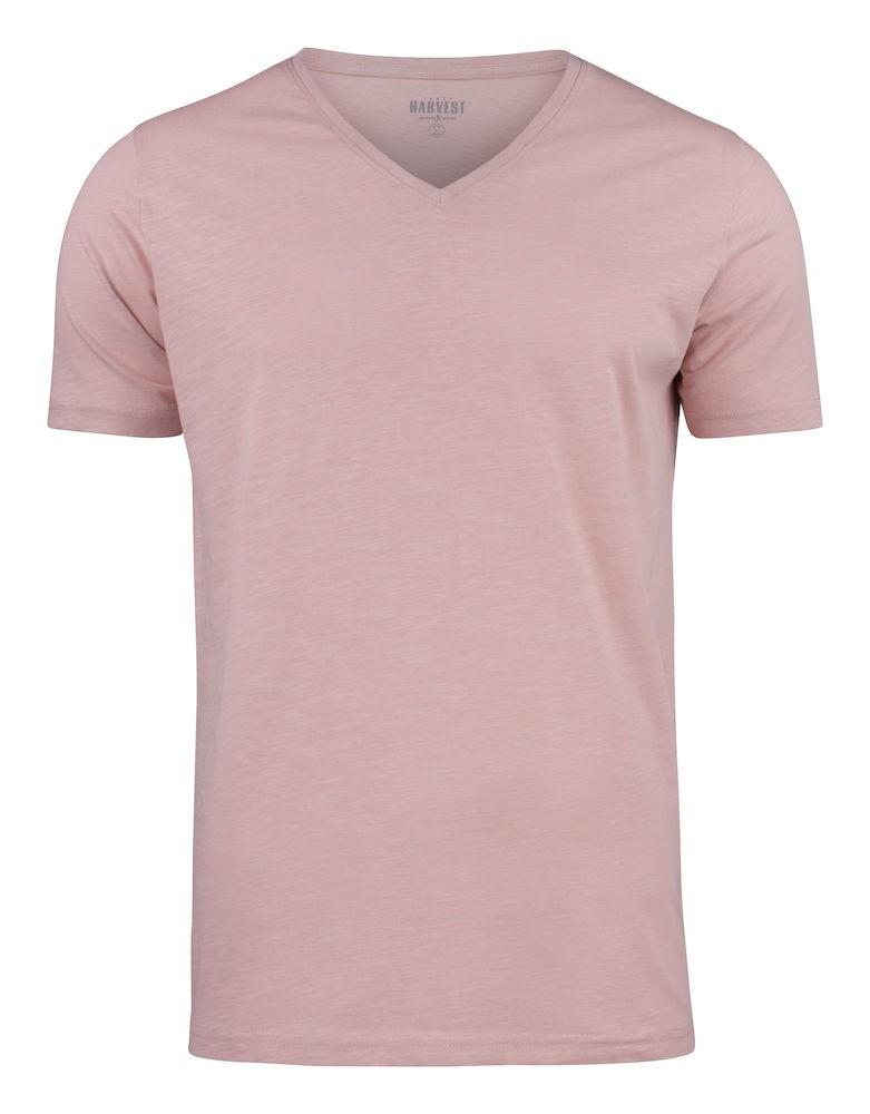 Organic Slub T-shirt bedrukken