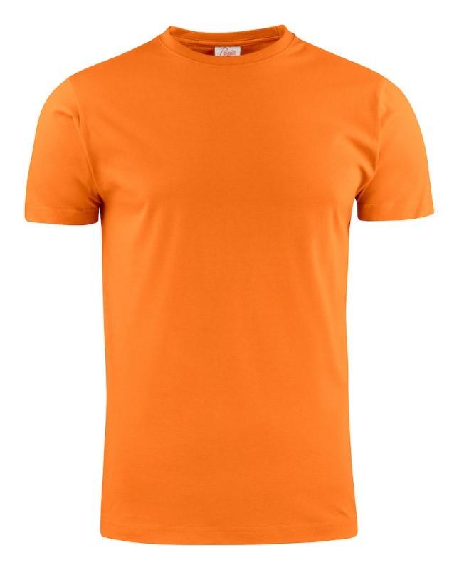 Bedrukte Printer heavy T-shirt