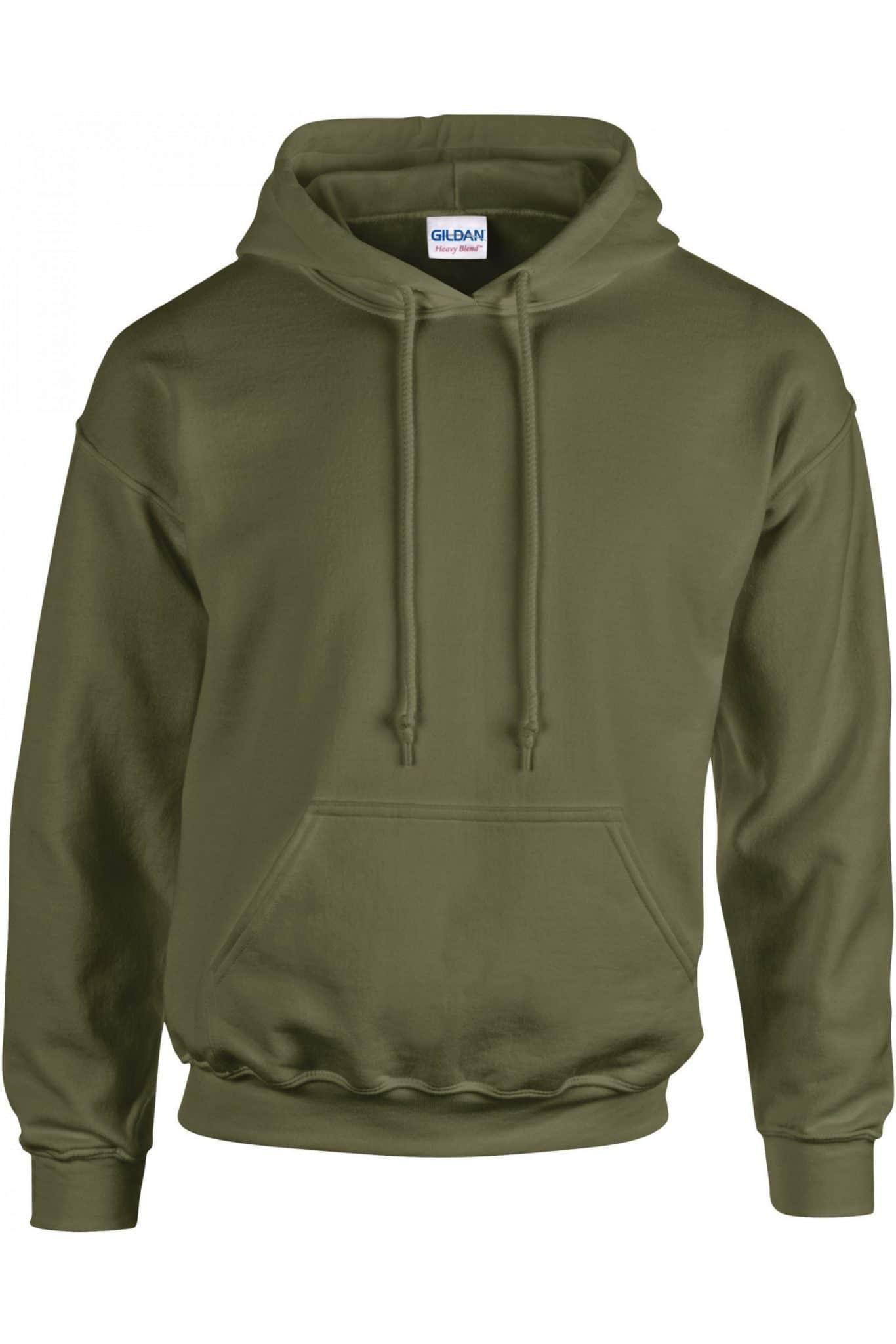 Gildan G18500 hoodie