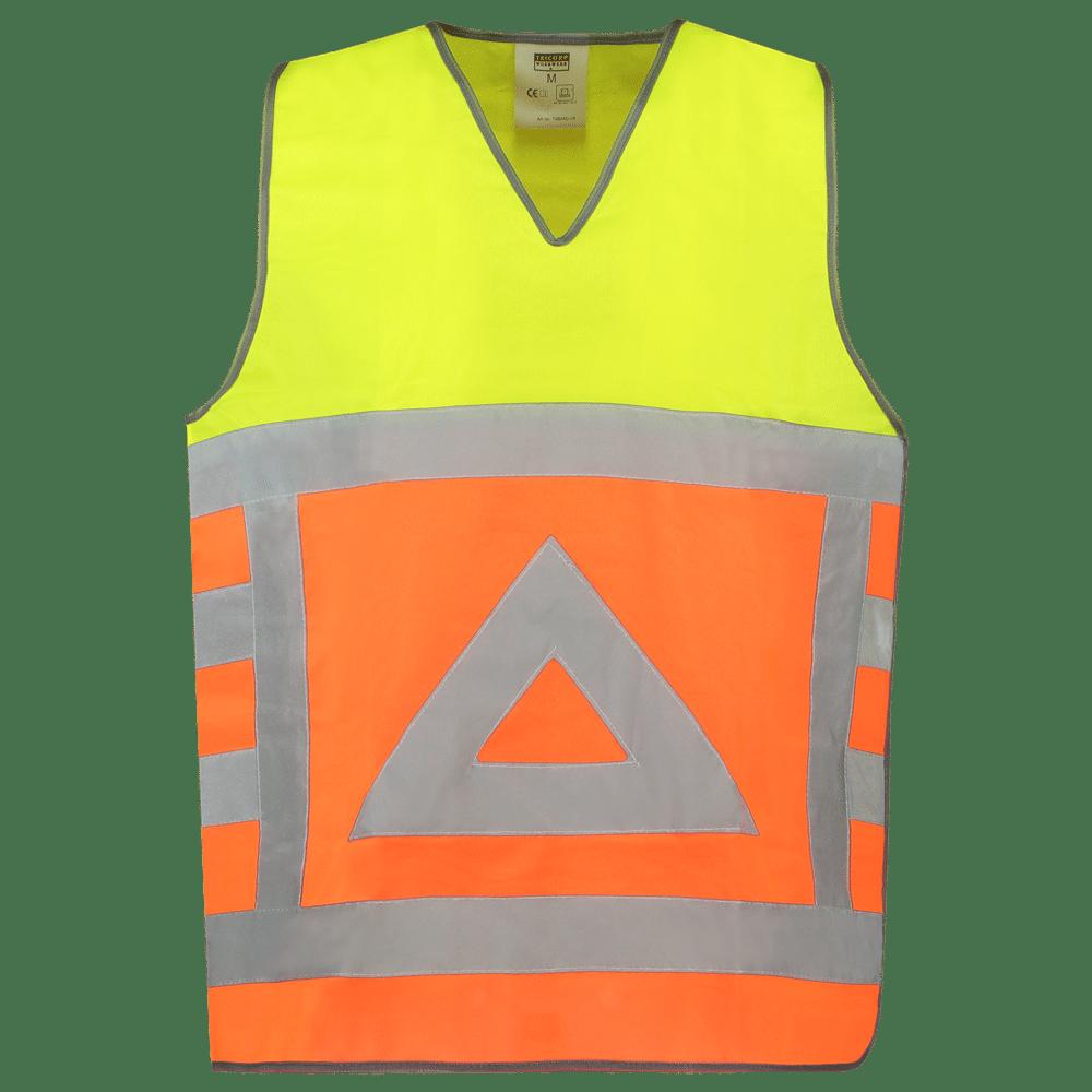 Veiligheidsvest verkeersregelaar